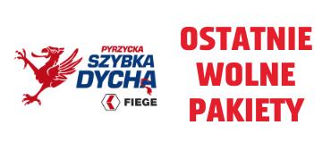 Ostatnie wolne pakiety naPyrzycka Szybka Dycha FIEGE